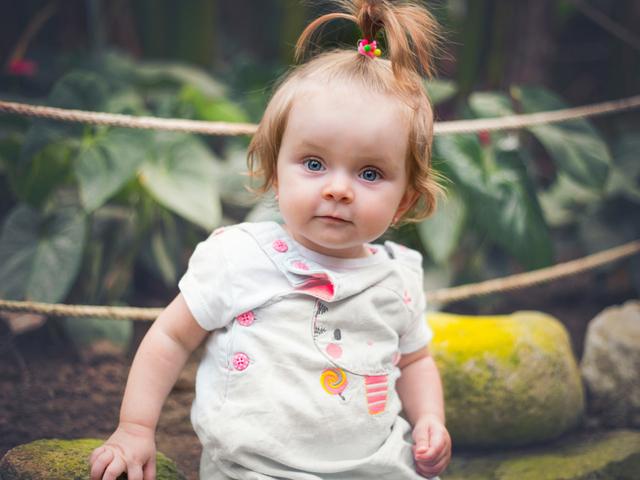 Laço e top para bebe Chuquinha - Mamães de meninas: usar faixa ou lacinho de cabelo?