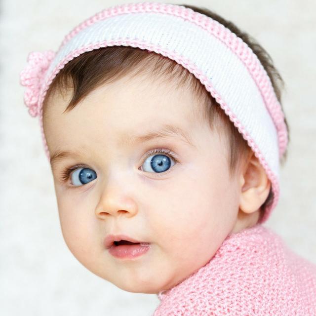 Laço e top para bebe recem nascida - Mamães de meninas: usar faixa ou lacinho de cabelo?