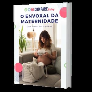 """Baixe agora nosso Ebook """"O Enxoval da Maternidade - Guia Completo + Bônus"""""""