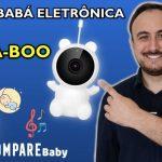 Babá Eletrônica Peek-a-Boo Multikids Baby