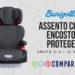 Cadeira para Carro Protege Reclinável Burigotto Compare Baby
